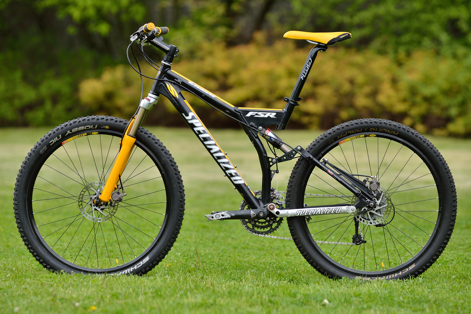 Specialized Enduro Expert 2000